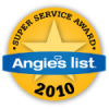 angies list award winning painters houston