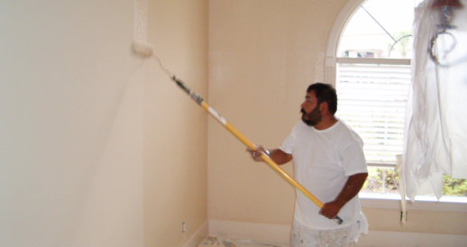 residential painting houston